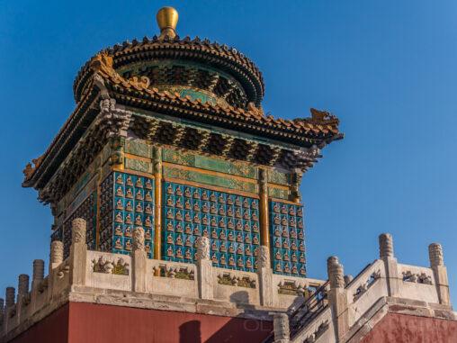 Turm der eintausend Budhas