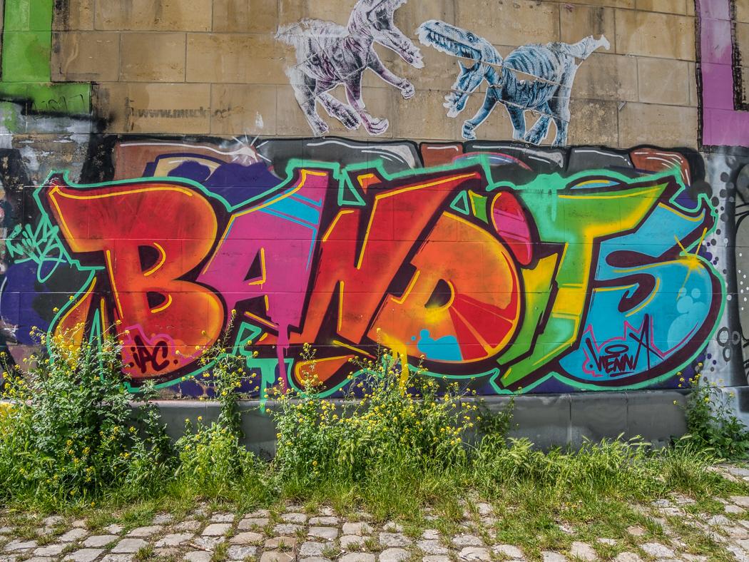 Graffiti in Wien