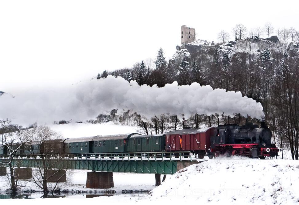 Dampfeisenbahn Wiesenttal
