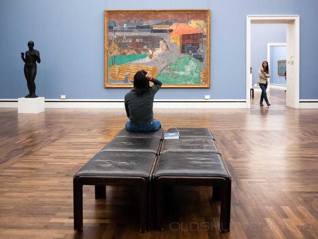 München Neue Pinakothek