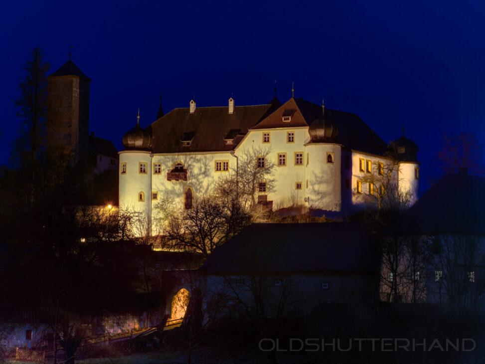 Burg Unteraufsesß