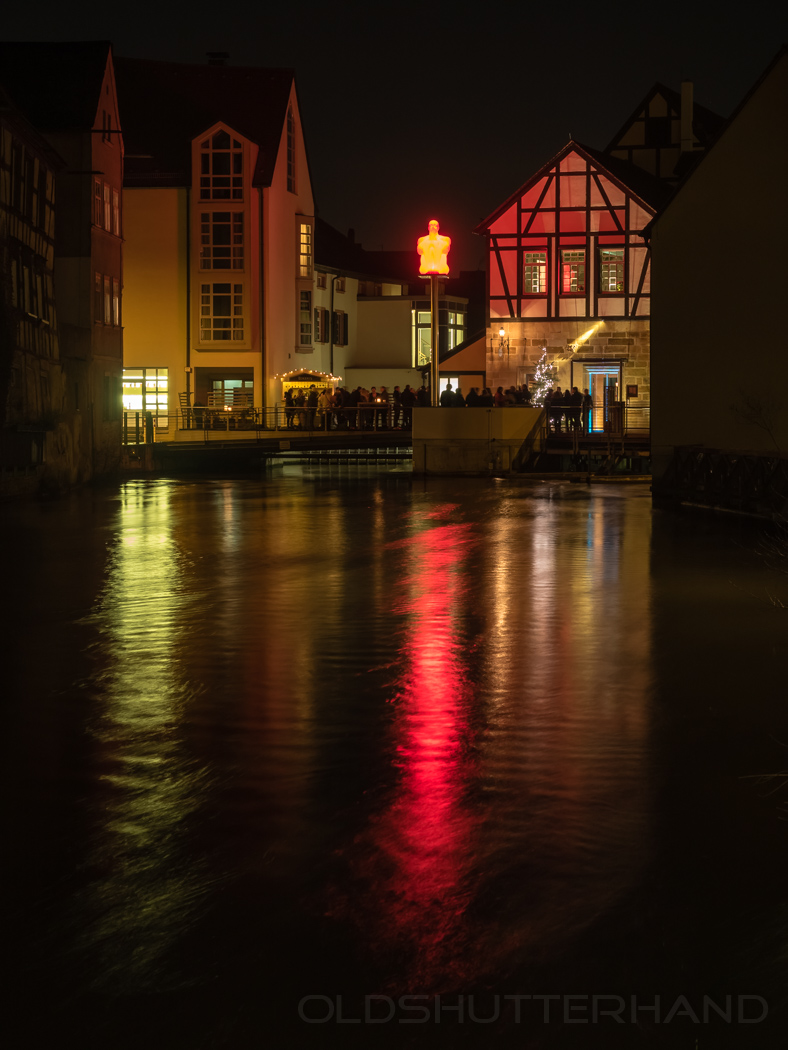 Die Oberen Mühlen in Bamberg
