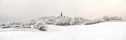 Altenburg Bamberg Schnee