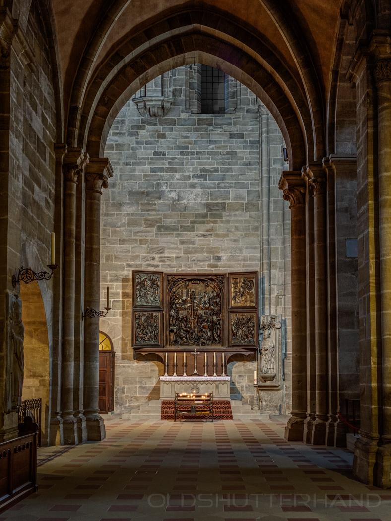 Altar von Veit Stoss in Bamberg