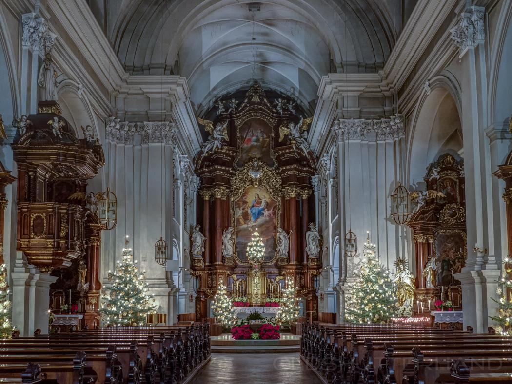 Karmelitenkirche in Bamberg