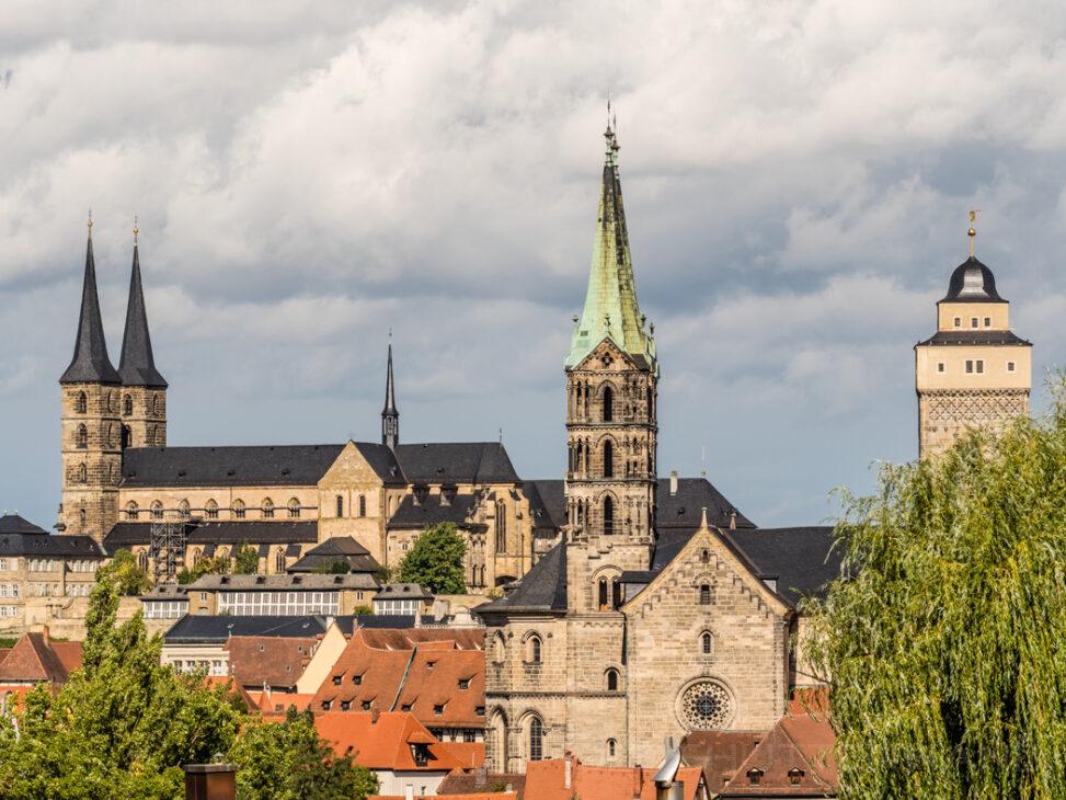 Dreikirchenblick Bamberg