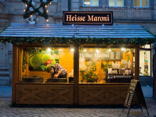 Bamberger Weihnachtsmarkt 2016