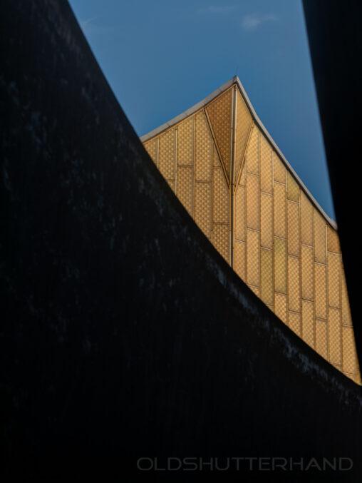Serra Skulptur in Berlin