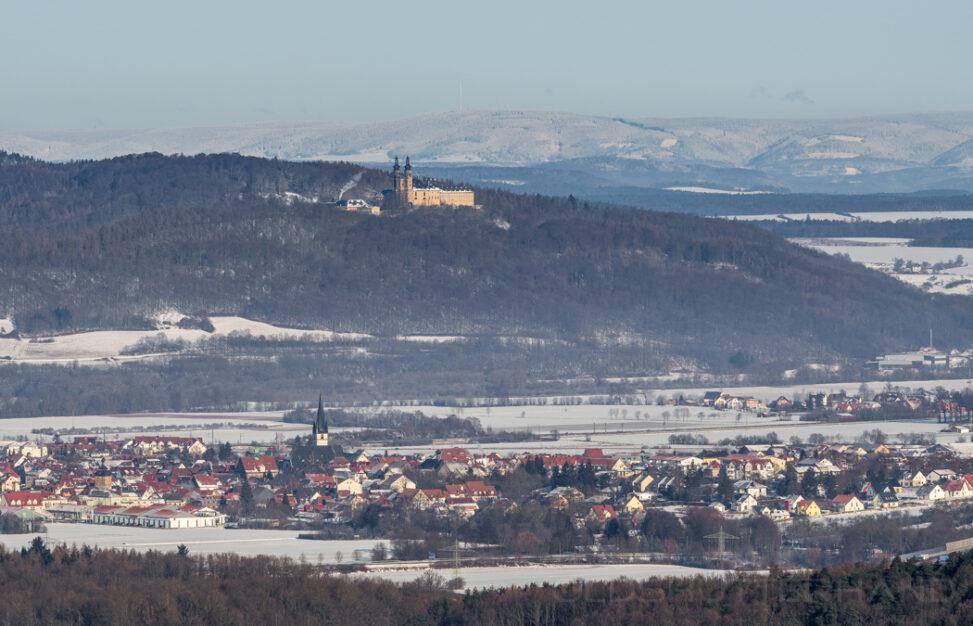 Maintal und Kloster Banz