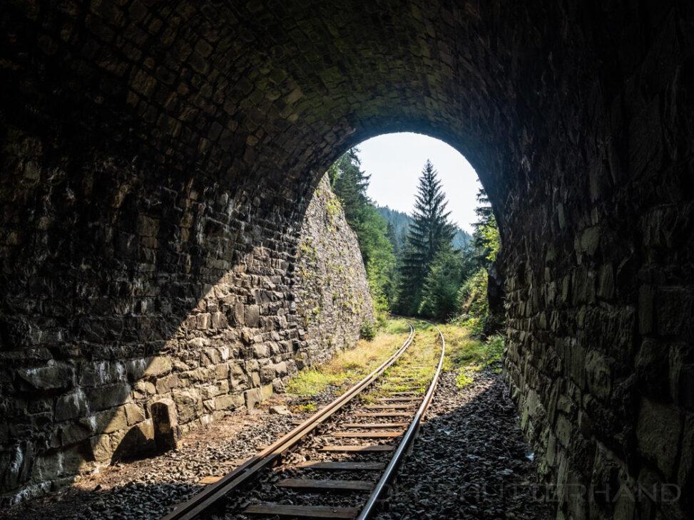 Eisenbahntunnel Liebschütz