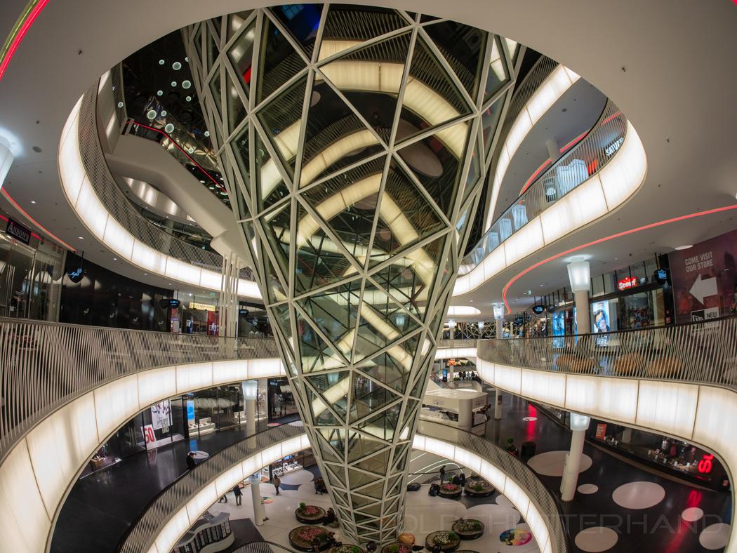 Zeil Galerie Frankfurt