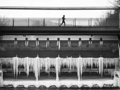 Der Eisläufer