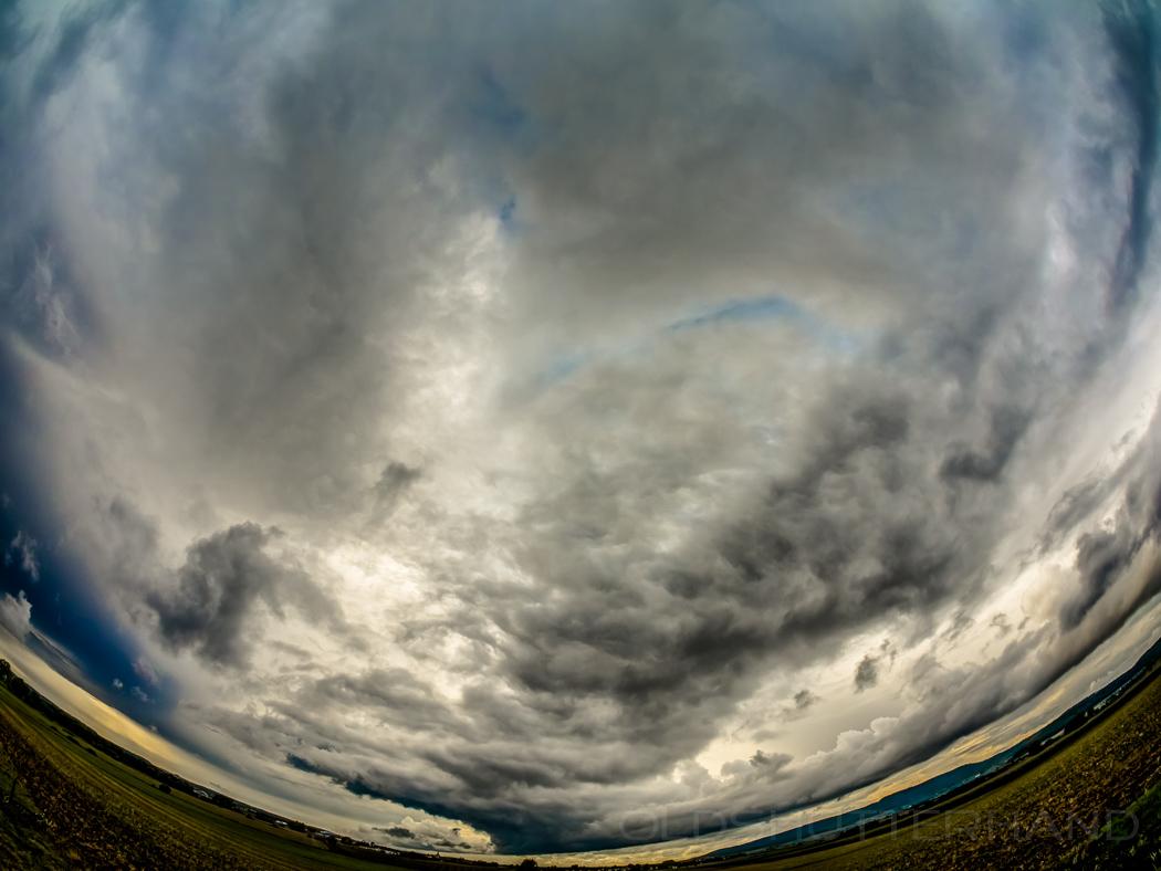 Wolkenfelder …