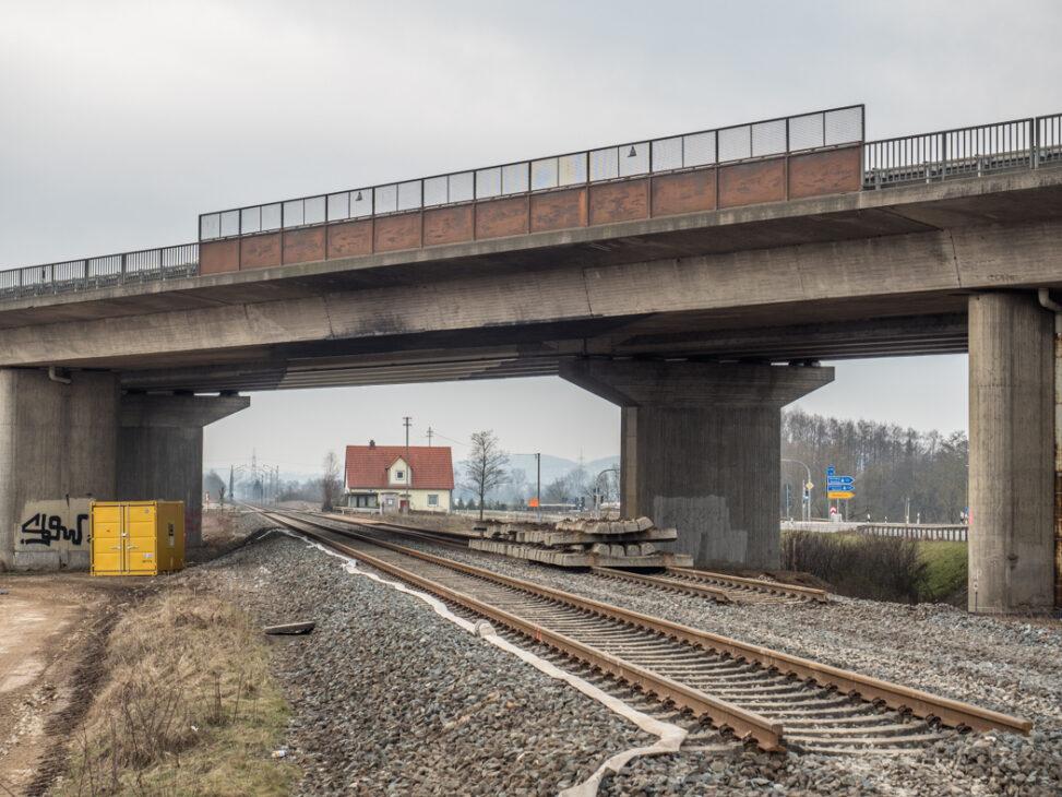 Autobahnbrücke Kemmern