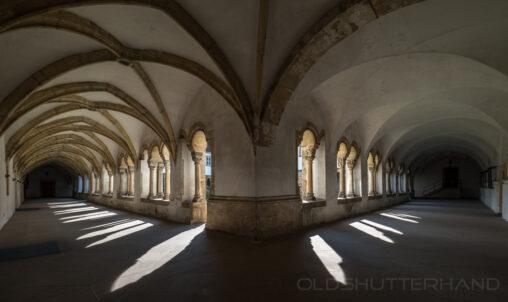Kreuzgang im Karmelitenkloster Bamberg
