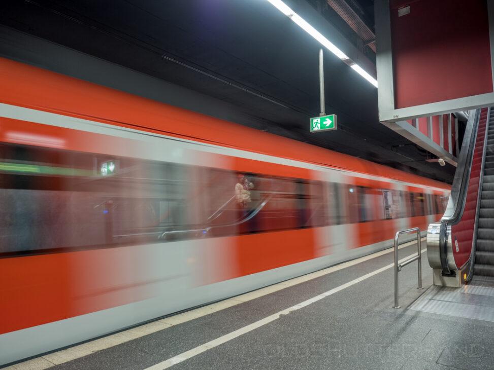 München S-Bahn Hauptbahnhof