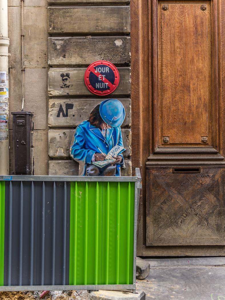 Paris Rue Bayen