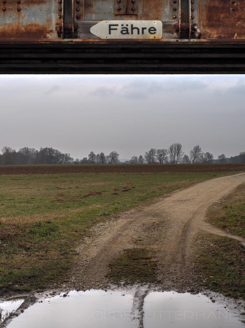Eisenbahnunterführung in Pettstadt