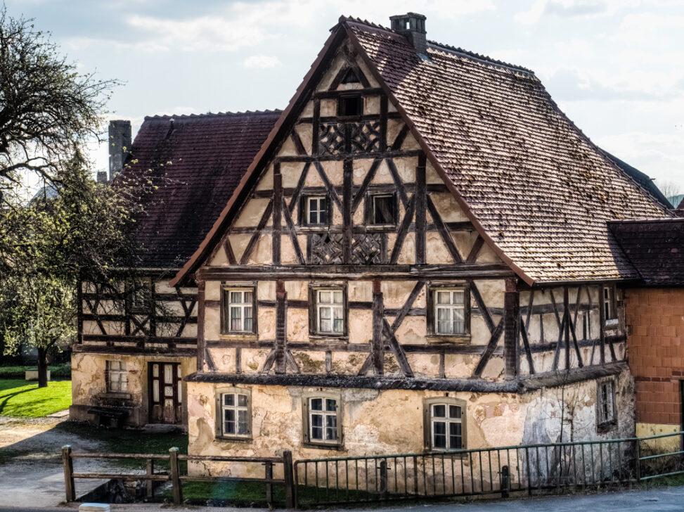 Pretzfeld Mühle