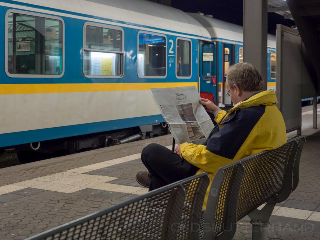 Bahnhof Regensburg