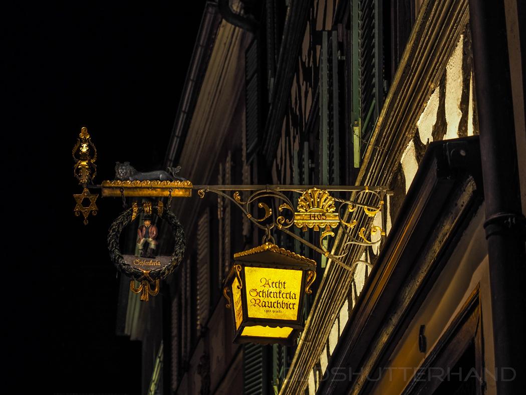 Zunftzeichen Schlenkerla Bamberg