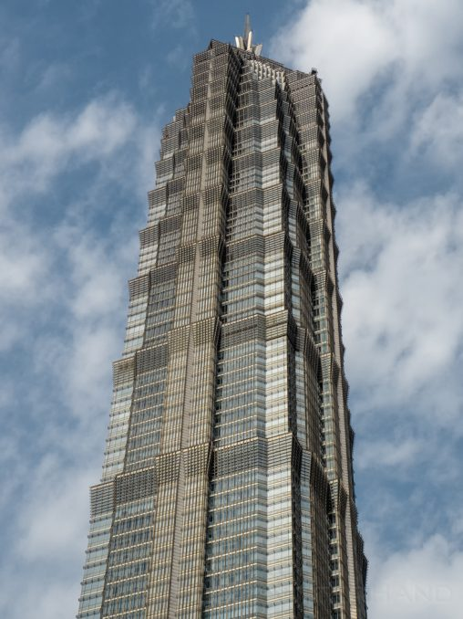 Jin Mao Tower in Schanghai