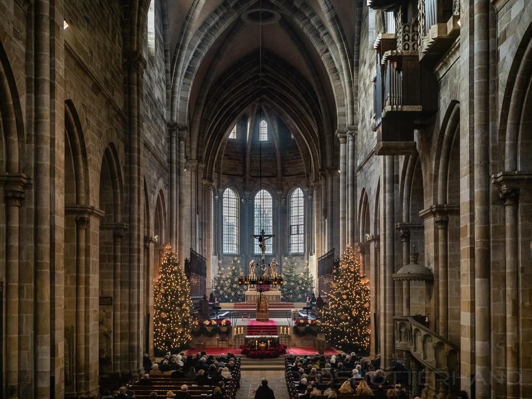 Weihnachten 2015 im Bamberger Dom