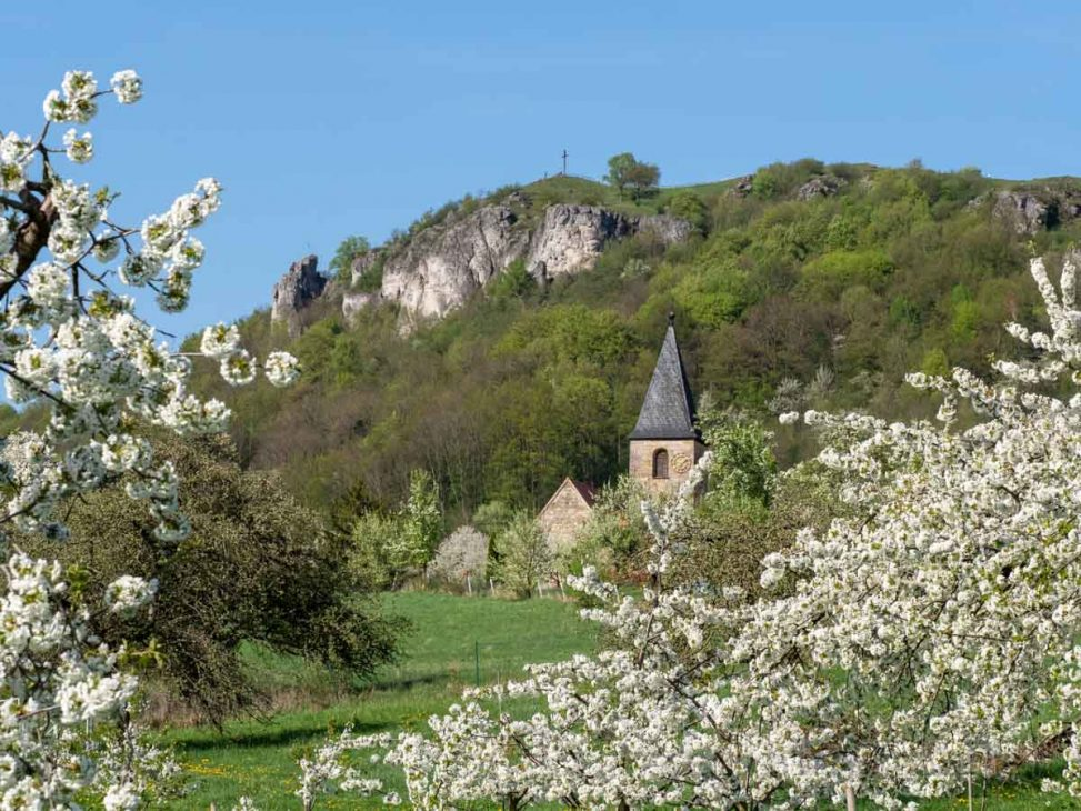 Bayern, Deutschland, Europa, Franken, Fränkische Schweiz, Frühling, Jahreszeiten