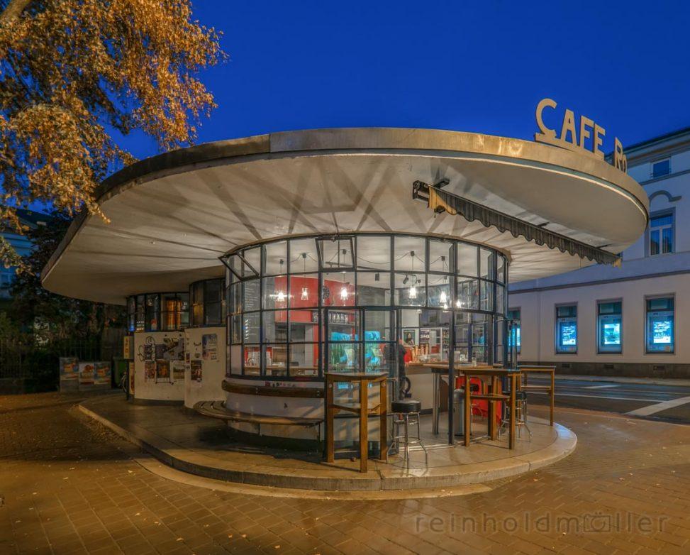 #1 Ehemalige Wartehalle der ehemaligen Reichspostdirektion in Ba
