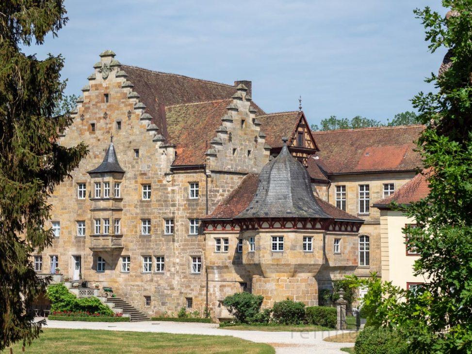 #39 Schloss Eyrichshof in Ebern