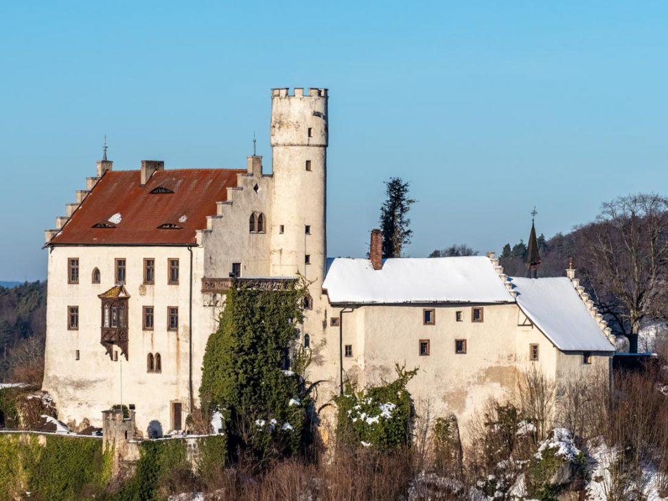 #84 Burg Gößweinstein