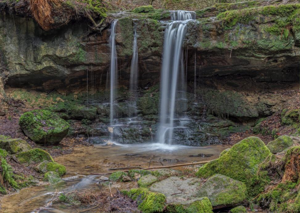 Pfersag-Wasserfall