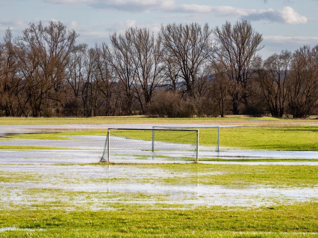Hochwasser im Itzgrund
