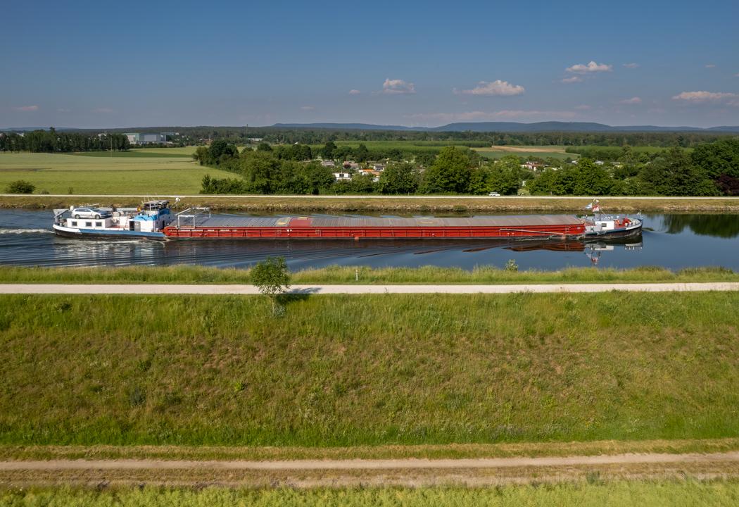 GMS Gau im Main Donau Kanal
